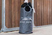 Wäsche- & Equipment Tasche ''EASY CARRY'' mit gummierten Metallgriffen