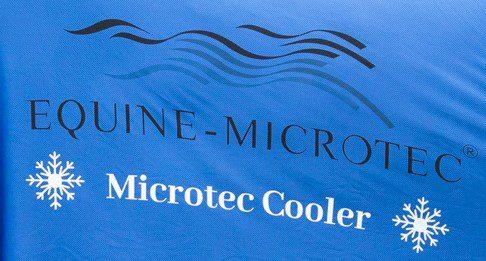 """Kühlhandtücher """"MICROTEC COOLER"""" mit innovativer Kühlfunktion 2er Set- Limited Edition Royal Blue"""